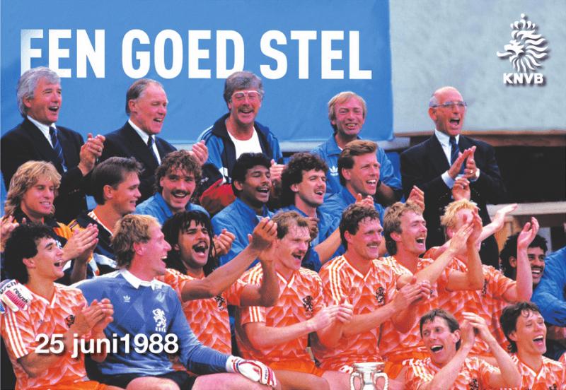KNVB-Oranje-25-6-88