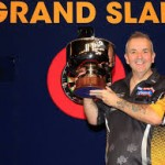 Phil Taylor wint weer.