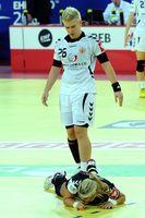 Handbalvrouwen verliezen nipt Suzana+Lazovic