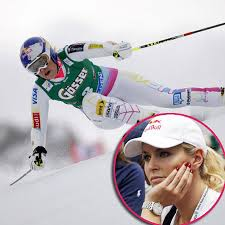 Lindsey Vonn wint goud in Lake Louise 01