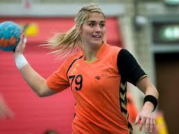 Oranje EK handbal vrouwen Estafana Polman