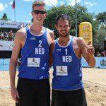 Nummerdor en Varenhorst winnen beach in Zuid-Afrika