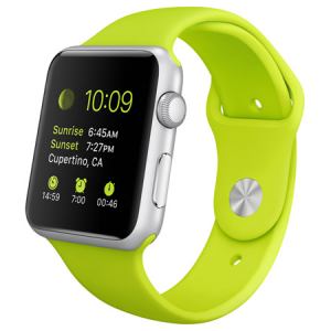 Apple Watch sport versie