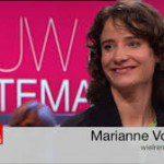 Blessure laat Marianne Vos twijfelen.