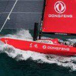 Dongfeng wint derde etappe in Volvo Ocean Race.