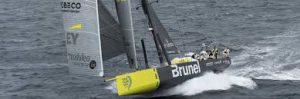 Dongfeng wint derde etappe in Volvo Ocean race Brunel