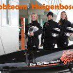 Nieuw boegbeeld voor de bobsleesport.