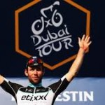 Cavendish de sterkste in Dubai.