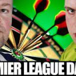 Anderson wint Premier League Darts.