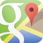 Google Maps voor sporters
