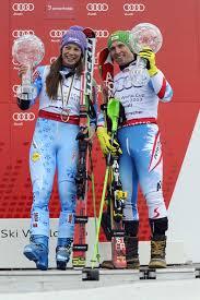 Gouden medailles voor Hirscher en Maze.