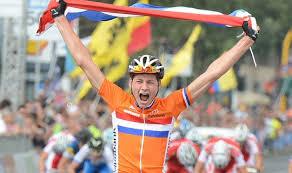 Mathieu van der Poel wereldkampioen 01