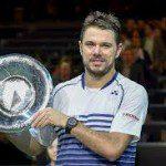 Wawrinka winnaar ABN-AMRO tennis.
