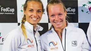 Stan Wawrinka tennis Rotterdam fed cup Rus en Bertens