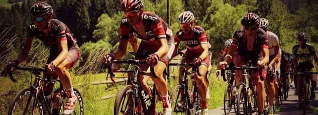 Weddenschappen tijdens het wielrennen