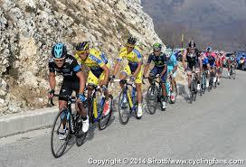 Mollema tweede bij Tirreno