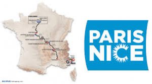Parijs Nice logo