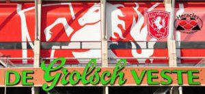 Topclub Twente logo Grolsch Veste