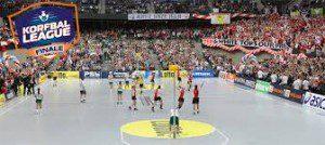 Korfbalfinale weer in Ahoy logo 3