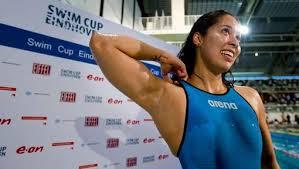 Kromo op haar top in Rio Kromo