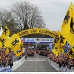 Kristoff wint Ronde van Vlaanderen.