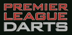 Van Barneveld klopt Taylor in de Premier League logo