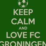 FC Groningen bekerkampioen.