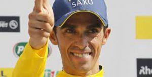Giro 4 Twee keer op het asfalt contador