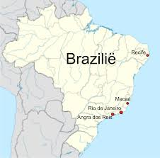 OS Rio 01 kaart