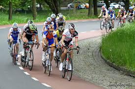 Olympia's Tour oudste Nederlandse wielerwedstrijd