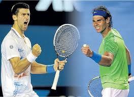 Roland Garros 01 nadal en djokovic