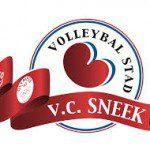 Vrouwen Sneek landskampioen volleybal.