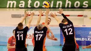 World League Internationale volleybalkompetitie