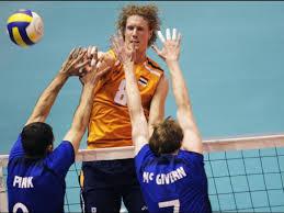 World League Kay van Dijk