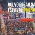 Volvo Ocean in Scheveningen.