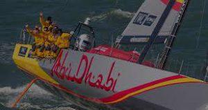 Volvo Ocean winst vrouwenboot abu dhabi racing