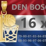 Zestiende basketbaltitel Shoeters Den Bosch.