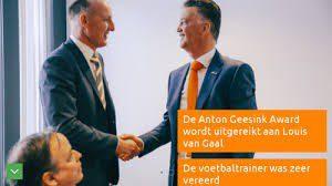Anton Geesink, een onvergetelijke sportheld van Gaal
