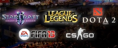 E-SPort games