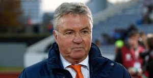 Hiddink bondscoach of Blind