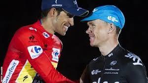 Tour 2015 04 Contador en Froome