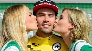 Tour 2015 04 Dumoulin wint tijdrit