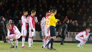Ajax uitgeschakeld in voorronde Champions League teleurstelling