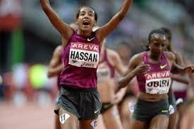 Nationaal record Schippers op de 100 meter Sifan hassan