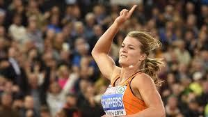 Nationaal record Schippers op de 100 meter plaatje