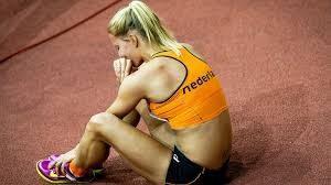 WK atletiek 2015 04 Nadine Broersen net geen medaille plaatje blessure