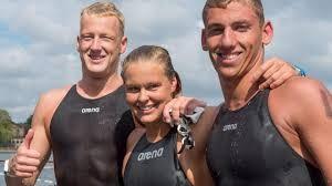 WK zwemmen 2015 01 zilver landenwedstrijd