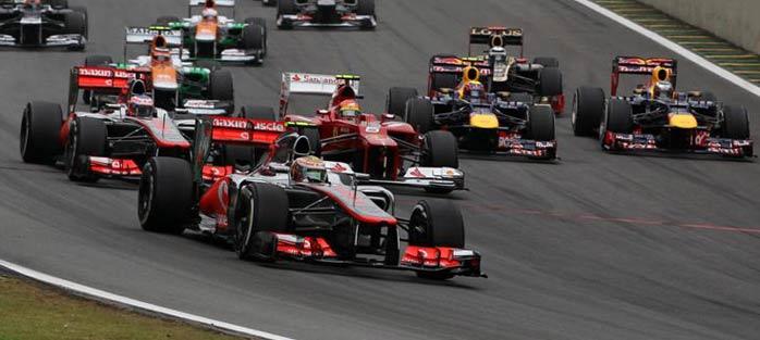 Wedden op formule 1 wedstrijden en races
