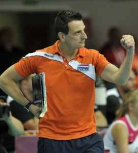 EK volleybal voor vrouwen 2015 01 Guidetti