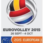 EK volleybal voor vrouwen in Nederland.